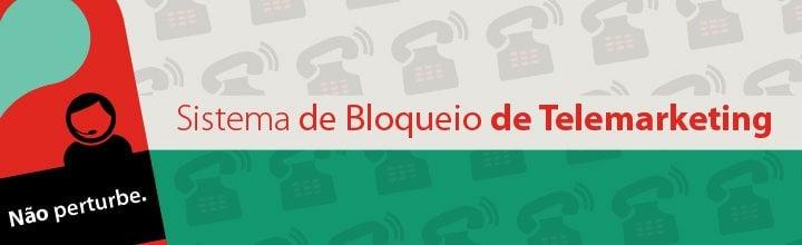 bloqueio de telemarketing