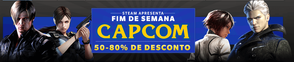 steam-capcom