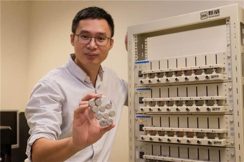 Baterias ultra-rápidas carregam 70 por cento da capacidade em apenas 2 minutos