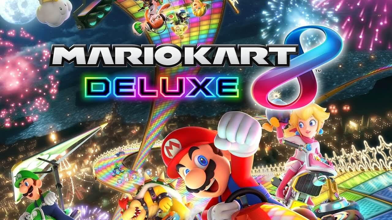 Nintendo Switch: Mario Kart 8 Deluxe não terá novas pistas