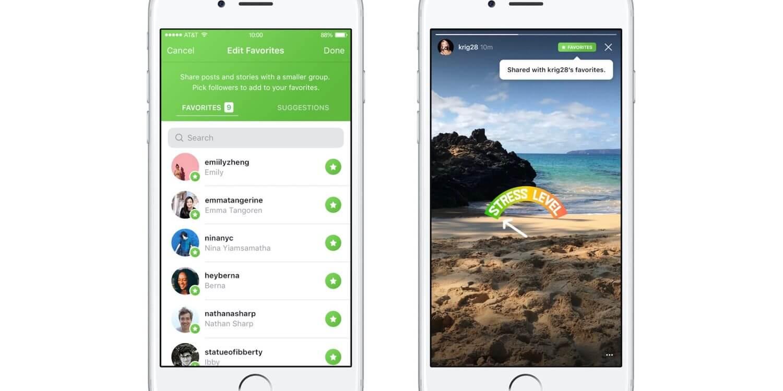 Instagram testa nova maneira de compartilhar fotos para pessoas selecionadas