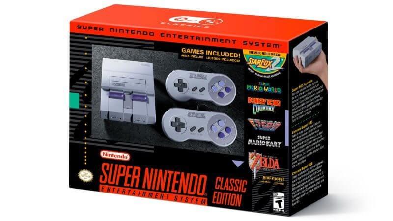 Segura essa bomba! Super Nintendo (SNES) está sendo relançado