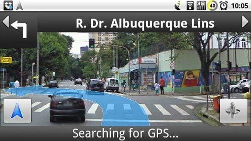 Aplicativos: Google Maps Navigation chega ao Brasil