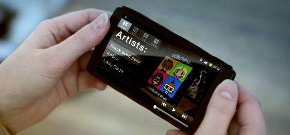 Imagens: Flip Phone Concept