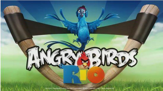thumb 550 Angry Birds Rio