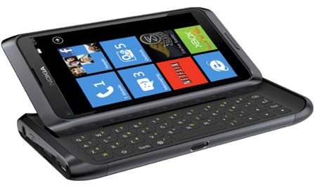 Nokia windows e7