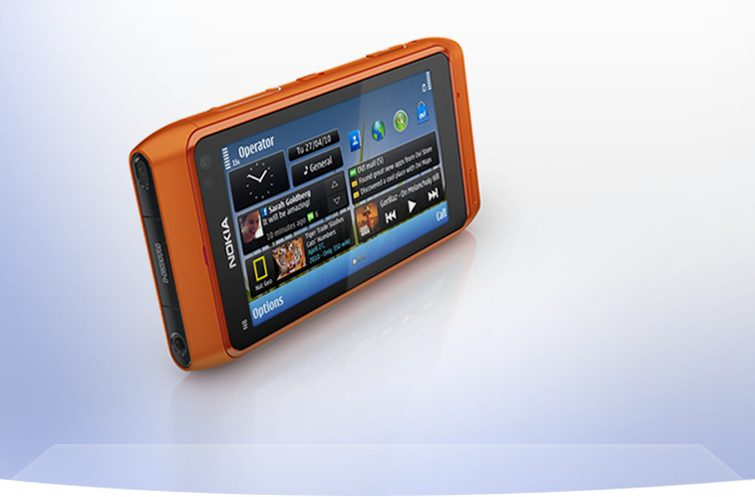 nokia n8 shot E orange 755x497 - Review: smartphone Nokia N8