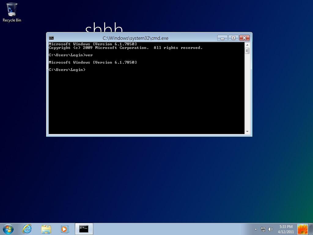 Windows 8 milestone 1 build 7850 3