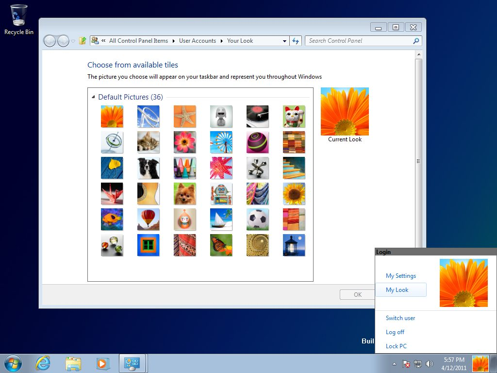 Windows 8 milestone 1 build 7850 6
