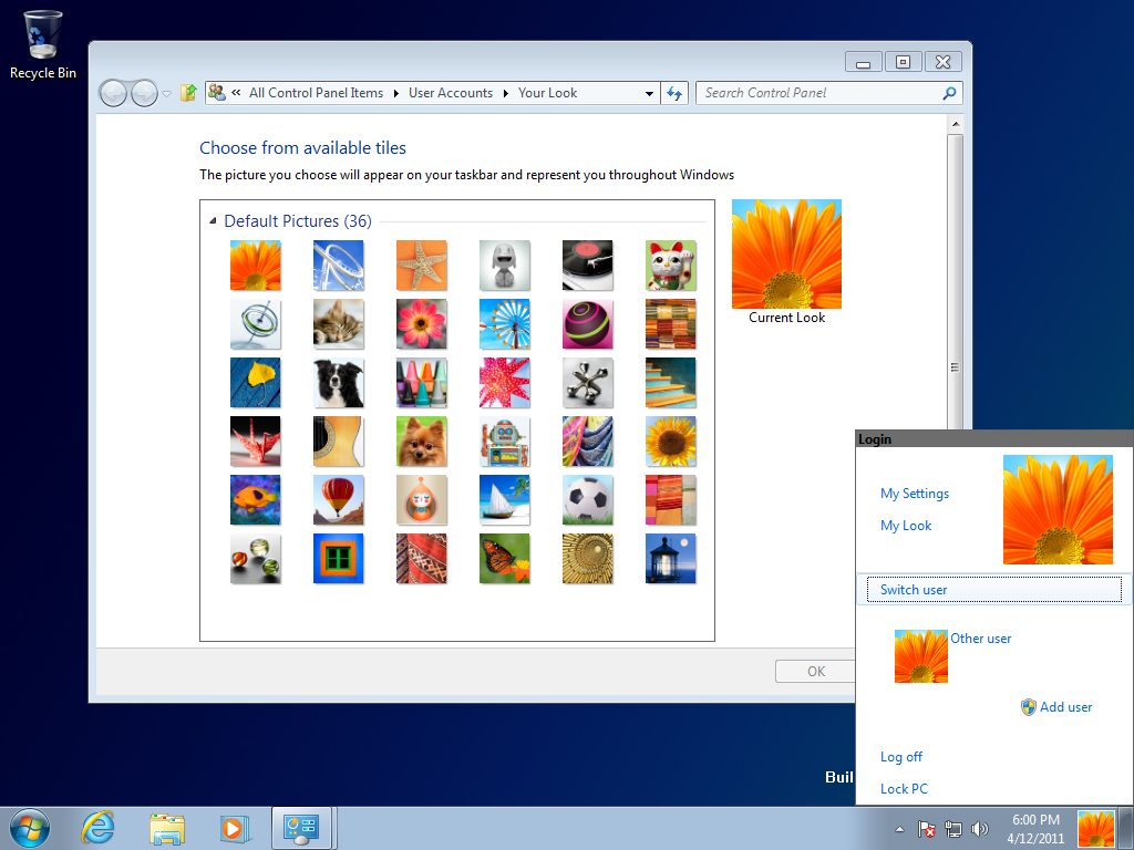 Windows 8 milestone 1 build 7850 7