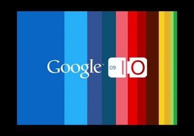 Google i o 2009 logo