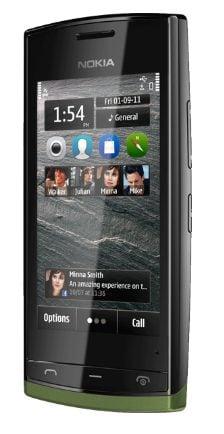 Nokia500 - Nokia 500