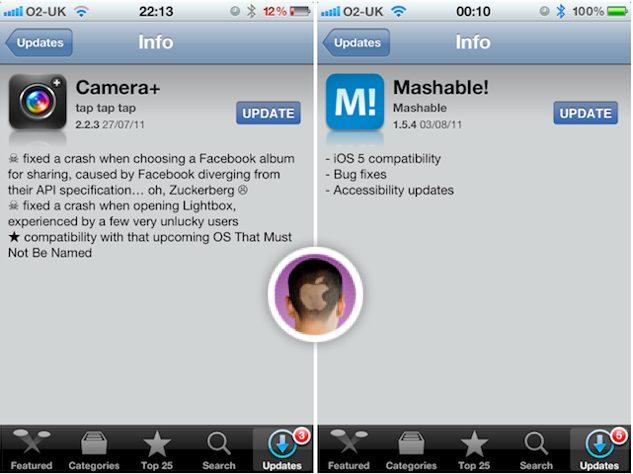 Screen Shot 2011 08 04 at 12.16.18 - Apple começa a aprovar aplicativos para o iOS 5