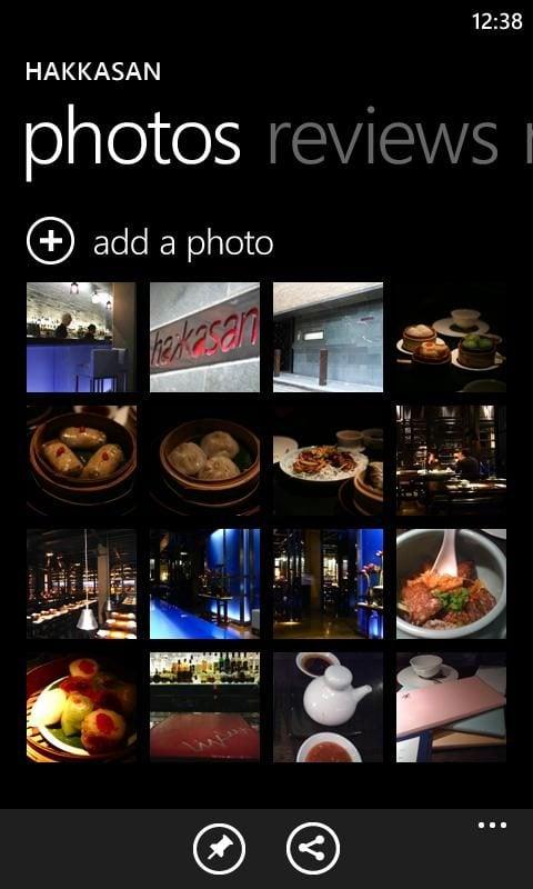 screenshot3 - Nokia Maps para WP7