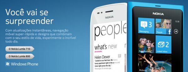 Nokias lumia 600x231