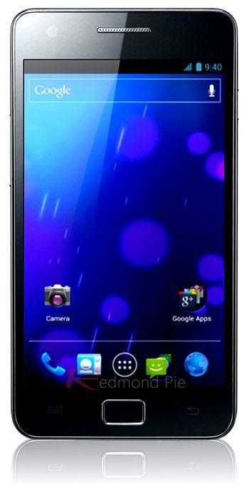 Galaxy S2 ICS