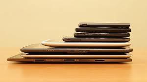 Consumidores de smartphone querem telas maiores