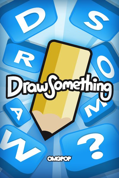 Heres the loading screen when you start up draw something