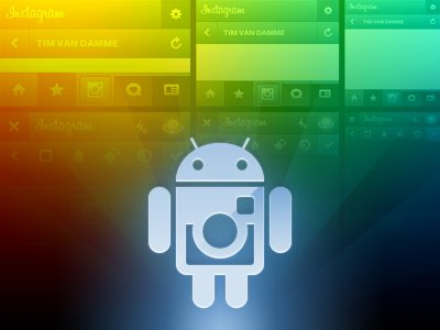 Instagram para o Android inicia inscrições