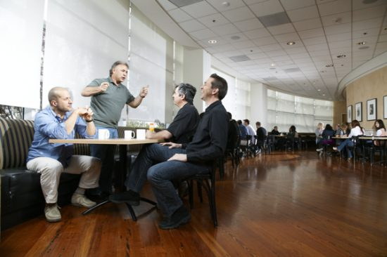 Apple HQ Cupertino sede headquarters 56 - Por dentro da sede da Apple