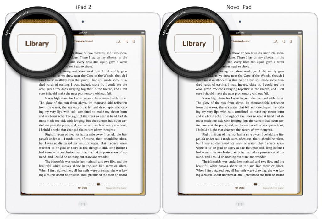Novo iPad já aparece na loja brasileira da Apple 9