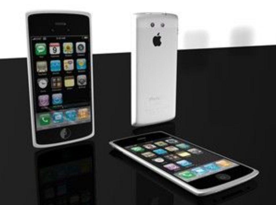 Crescem rumores sobre o iPhone 5