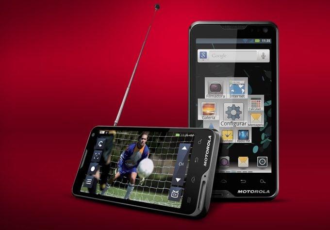 Cresce a procura por smartphones com TV digital