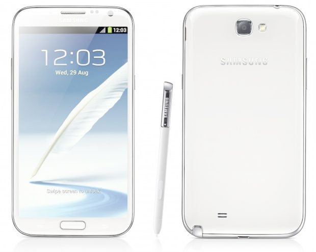 Galaxy Note 2 II