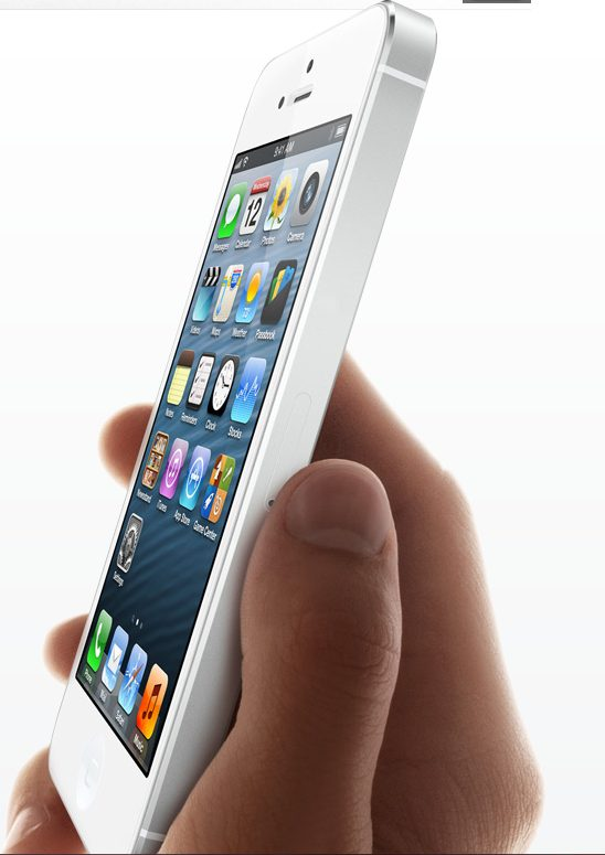 Apple iPhone 5 3 - Veja as imagens do iPhone 5