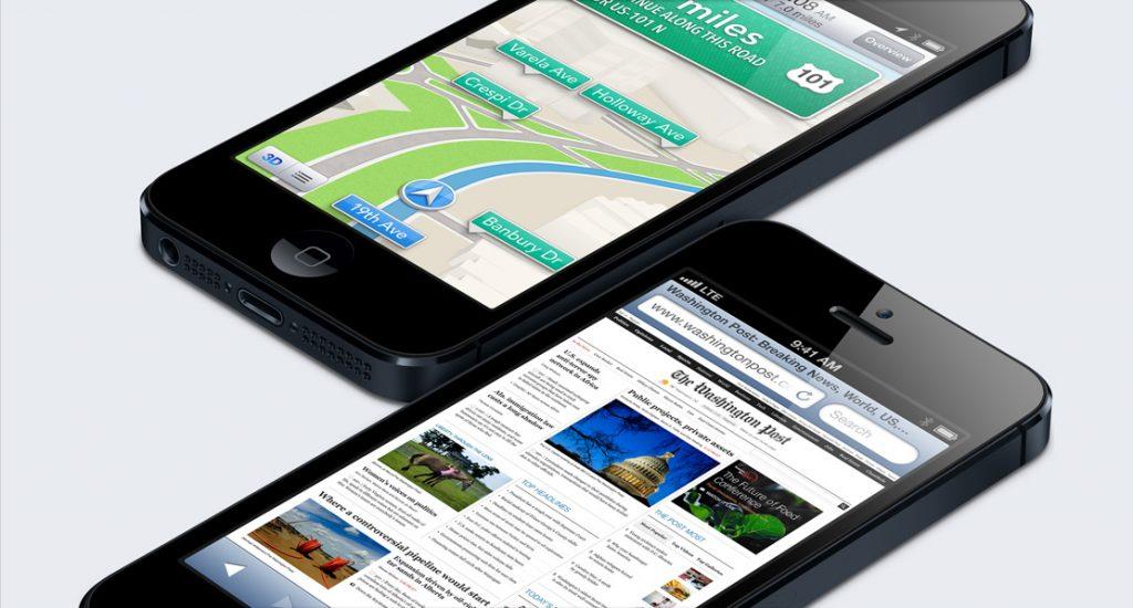Apple iphone 5 7
