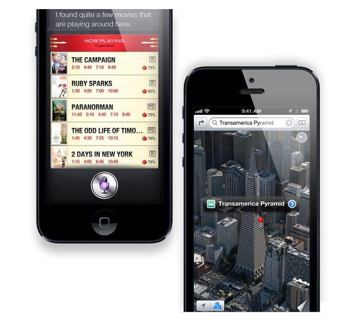 iPhone 5 é mais rápido, leve e com tela maior