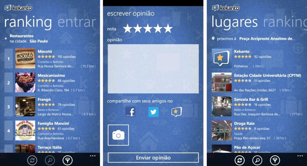 Captura de Tela 2012 09 21 às 12.15.33 - Aplicativo para Windows Phone ajuda a encontrar os melhores lugares