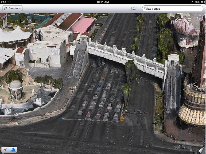 Mapas da Apple viram piada na web