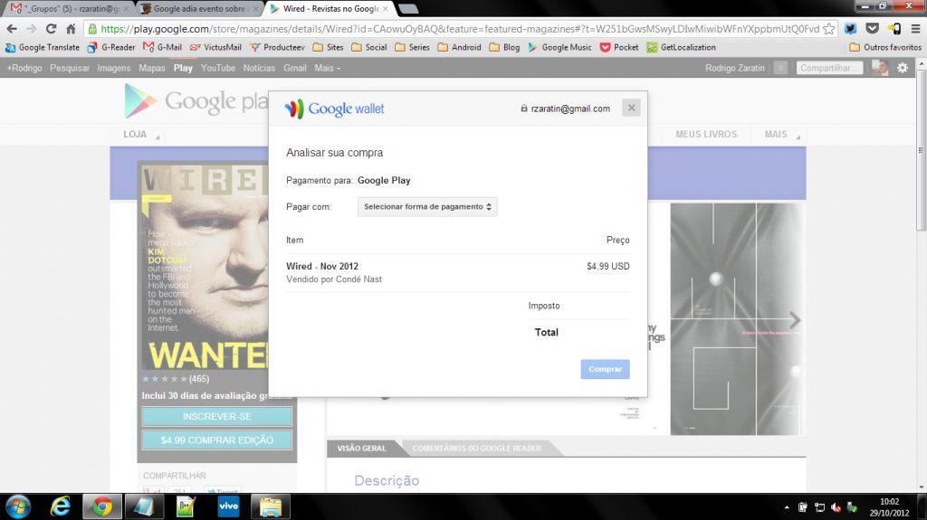 Google Play Android Brasil Filmes musicas videos 10