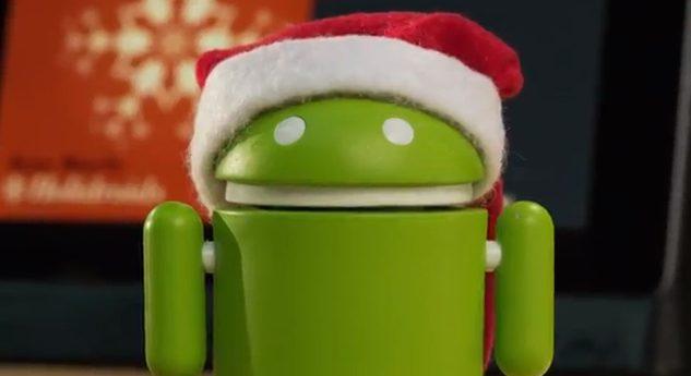 android noel - Google entra no espírito de Natal com vídeo e aplicativo