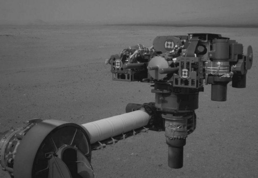 Curiosity vai começar a perfurar Marte