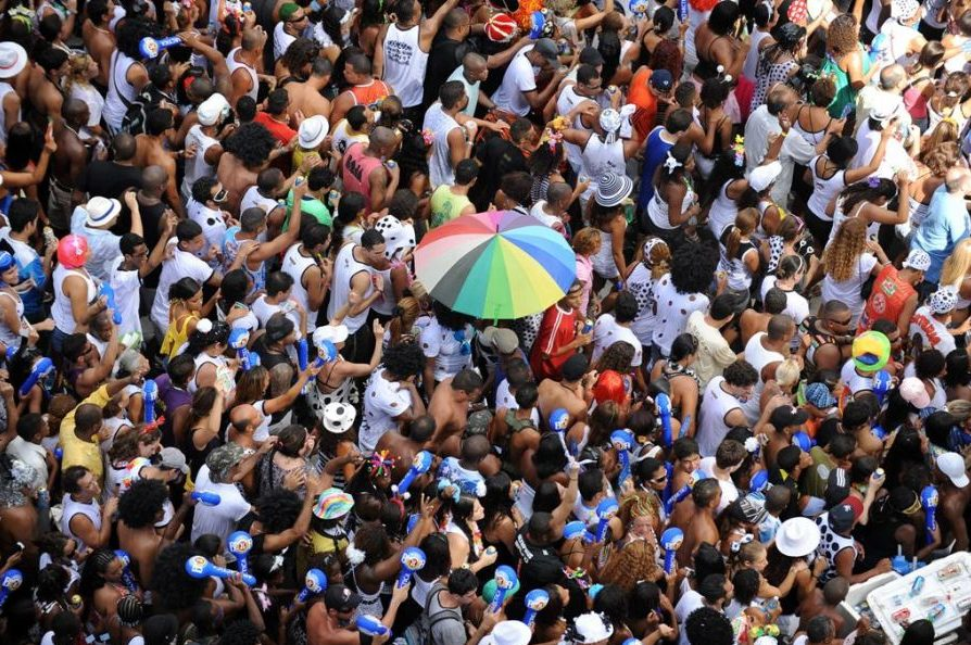 Aplicativo fornece informações sobre blocos de rua no carnaval do Rio de Janeiro