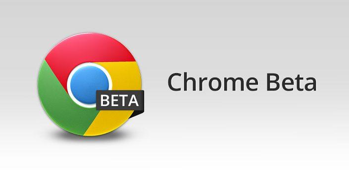 Google Chrome Beta Android - Google disponibiliza o Chrome também em versão beta (Android)