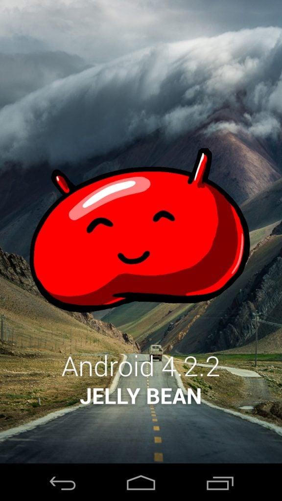 Linha Nexus começa a receber atualização do Android 4.2.2