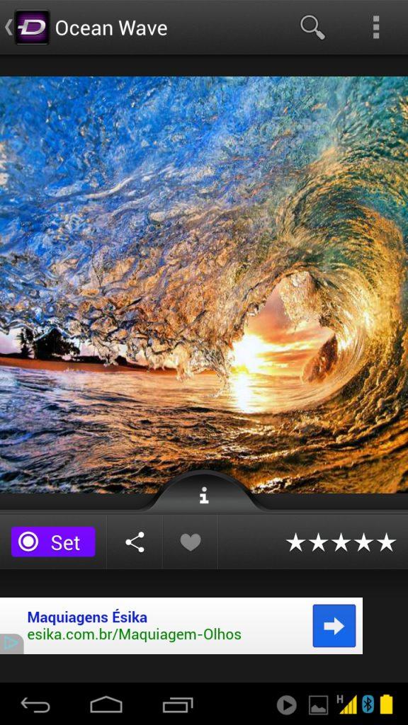 App Review: Zedge é um show de wallpapers e personalizações