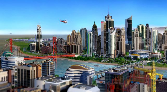 SimCity (2013): servidores da EA e Origin enfrentam problemas no lançamento do novo jogo da série