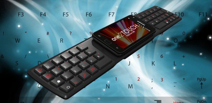 One2Touch Teclado NFC - Que tal um teclado NFC que não precisa de energia?