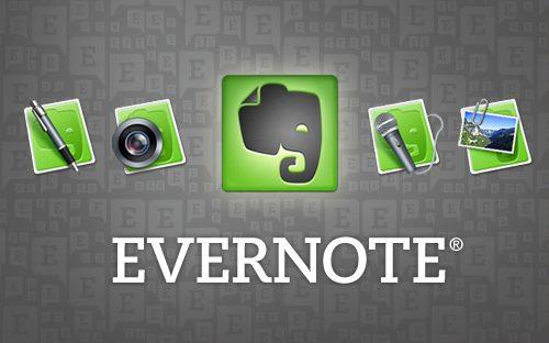 evernote001 - Evernote 6.0 para Windows traz design mais limpo e novos recursos