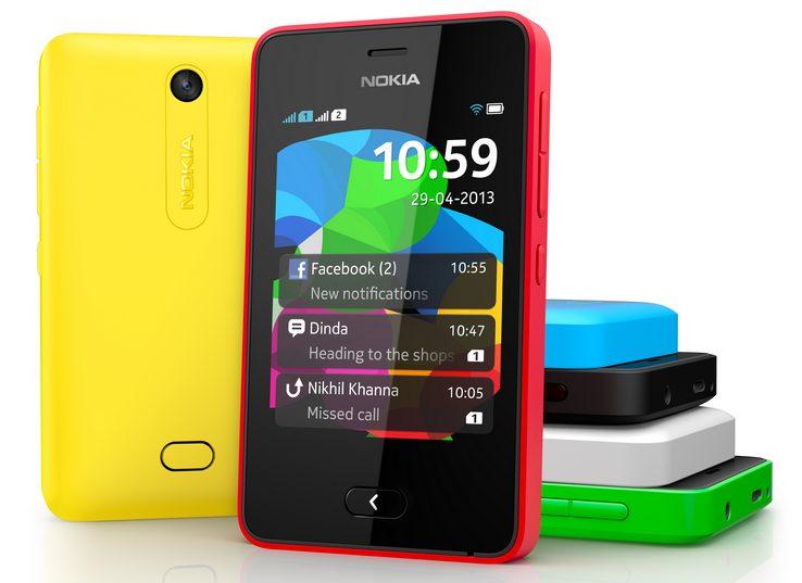 Nokia Asha 501 chega ao Brasil por R$ 329