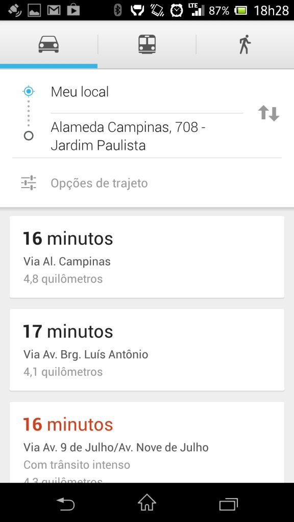 Screenshot 2013 07 10 18 28 23 - Google Maps para o Android é atualizado com novo visual e funcionalidades