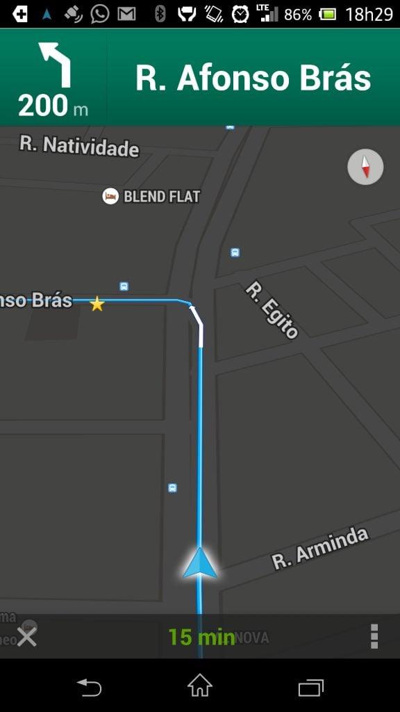 Screenshot 2013 07 10 18 29 21 - Google Maps para o Android é atualizado com novo visual e funcionalidades