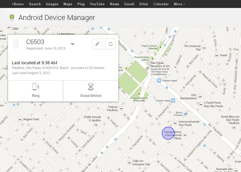 Android Device Manager1