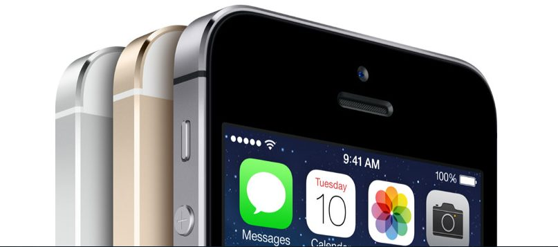 Captura de Tela 2013 09 10 às 15.31.11 - Apple lança iPhone 5s com leitor de impressões digitais; Já iPhone 5c promete brigar entre intermediários