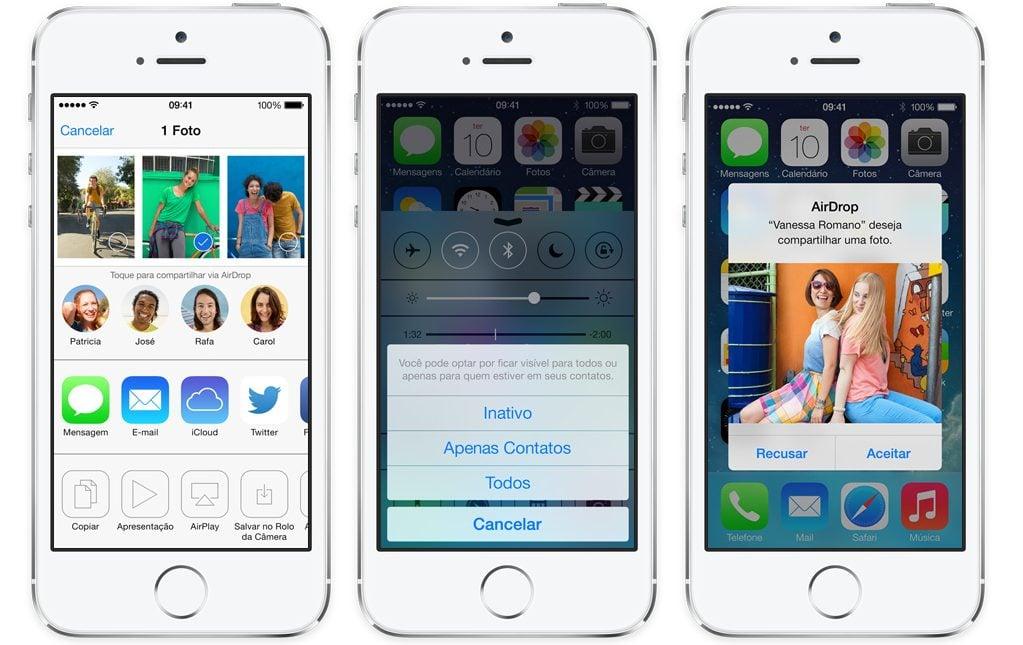 Apple lança iPhone 5s com leitor de impressões digitais; Já iPhone 5c promete brigar entre intermediários
