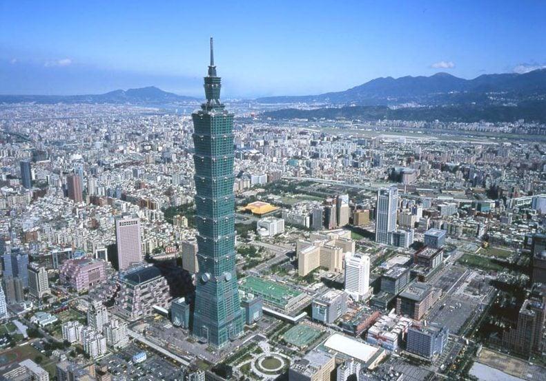 Especial Taiwan: Taipei 101, um arranha-céu amigo do meio ambiente